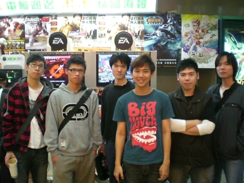 me and (some of) the taiwanese sc gamers!